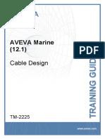 TM-2225 AVEVA Marine (12.1) Cable Des
