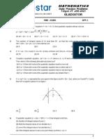 Quadratic 2
