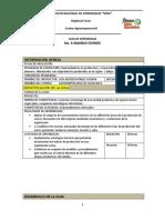 GUIA DE APRENDIZAJE No. 3 MANEJO