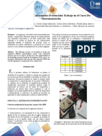 Informe de laboratorio practica 1 y 2