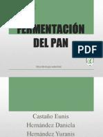 FERMENTACIÓN DEL PAN