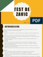 TEST DE ZAVIC.pptx