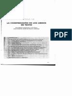 La comprensión de los libros de texto..pdf