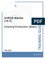 TM-2202 AVEVA Marine (12.1) Drawing P