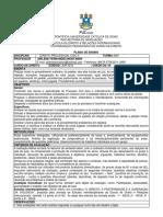 Plano de Ensino DPC II