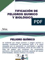 Identificación de peligros Químico Biológico