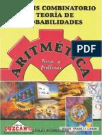 ANALISIS COMBINATORIO Y PROBABILIDADES [ARITMETICA]-CUZCANO-JAVIER TASAYCO CASAS