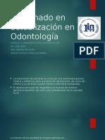 Modulo 1 Diagnostico en Odontologia