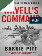 Crucible of War Book 1 - Wavells Command