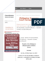 G.R. No. 227363 - PEOPLE OF THE PHILIPPINES, PLAINTIFF-APPELLEE, v. SALVADOR TULAGAN, ACCUSED-APPELL.pdf