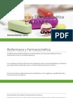 sistema LADME farmacologia