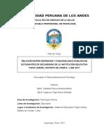 Informe Final de La Tesis Soledad y María
