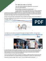 TUTO - Mettre des vidéos sur YouTube.pdf