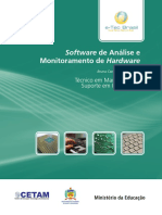 INFO_EBOOK - Rede E-Tec Brasil - Software de Analise e Monitoramento de Hardware