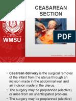 CS Case presentation