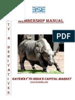 Membership Manual