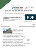 cittadellaspezia-2016-11-23-Dopo mezzo secolo riapre il Castello di Madrignano