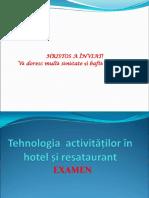 Tehnologie Hoteliera si de restaurant -Structura-  Examen- III IF si IFR.pdf
