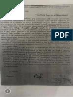 Solicitarea ministrului Pavel Voicu către CSM