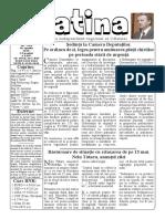 Datina - 30.04.2020 - prima pagină