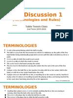TTC DISCUSSION 1(1)