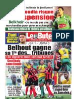 LE BUTEUR PDF du 26/12/2010