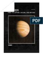 Pioneer - First to Jupiter Saturn and Beyond