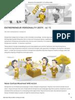 Entrepreneur Personality (ESTP, -A_-T) _ 16Personalities