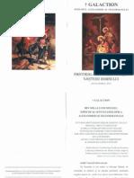 PS Galaction Stanga, Pastorala La Nasterea Domnului [2010]