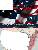 Independência da América Inglesa