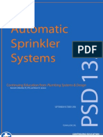 Sprinkler System Oct06