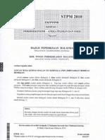 STPM Mikroekonomi (2010)