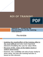 ROI Of Training 04