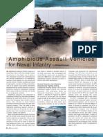 Amphibious Assault Vehicles
