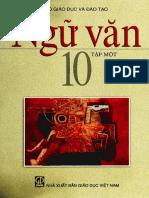 Sách Giáo Khoa Ngữ Văn Lớp 10 Tập 1.pdf