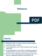 Metadona