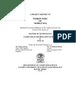Venu Report