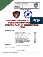 Proyecto Mec 3300 - I_2015
