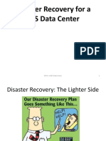 Disaster Recovery BSS Data Center