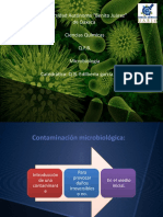 TEMA III.8.2.3.CONTAMINACION MICROBIOLOGICA..