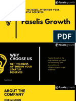 Complete Press Release Distribution Platform by Faselis Growth