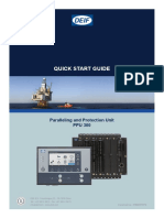 PPU 300 Quick start guide 4189341107 UK