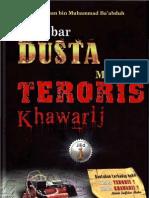 [Luqman Bin Muhammad Ba'Abduh] Menebar Dusta Membela Teroris Khawarij