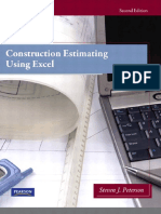 Construction Estimating Using Excel 2nd Edition .pdf