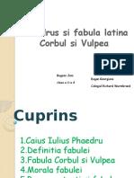 145069961-Fabula-Corbul-Si-Vulpea.pptx