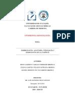 embriología, anatomía, fisiología y semiología de la farínge