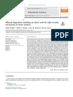 2017 - EfficientFingerprint&Nadia Nedjah_Rafael S. Wyant _ Luiza M. Mourelle