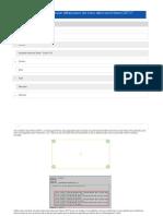 Comment contrôler la pince par défaut pour les trous dans les fichiers DSTV-ADAVANCE STEEL