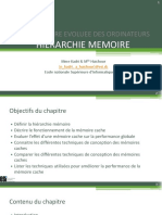 Chapitre 3_Hiérarchie mémoire