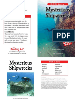 Mysterious Shipwrecks_Extra Reading Practice